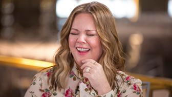 SUNDAY TODAY WITH WILLIE GEIST -- Pictured: Melissa McCarthy on Wednesday May 13, 2018 -- (Photo by: Mike Smith/NBC/NBCU Photo Bank via Getty Images)