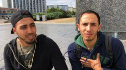 Palästinensische Studenten berichten von Alltagsrassismus in Chemnitz