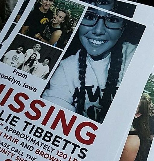 Mollie Tibbetts, 20, went missing on July 18.