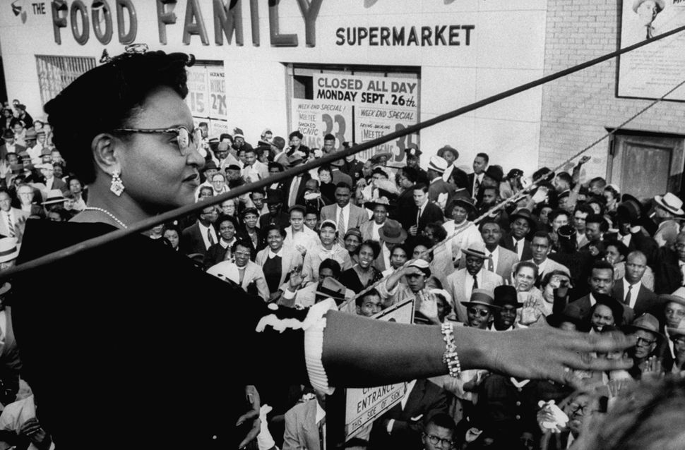 Till's mother, Mamie Till-Mobley, decided to hold an open wake after the brutal murder of her son. Her anti-lynching activism