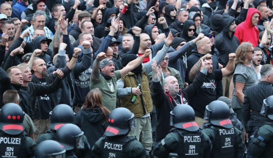 Demos in Chemnitz: So brachten die Rechten die Stadt an den Rand des