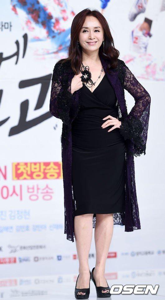 박해미가 '남편 음주운전 교통사고'에 대해 입장을