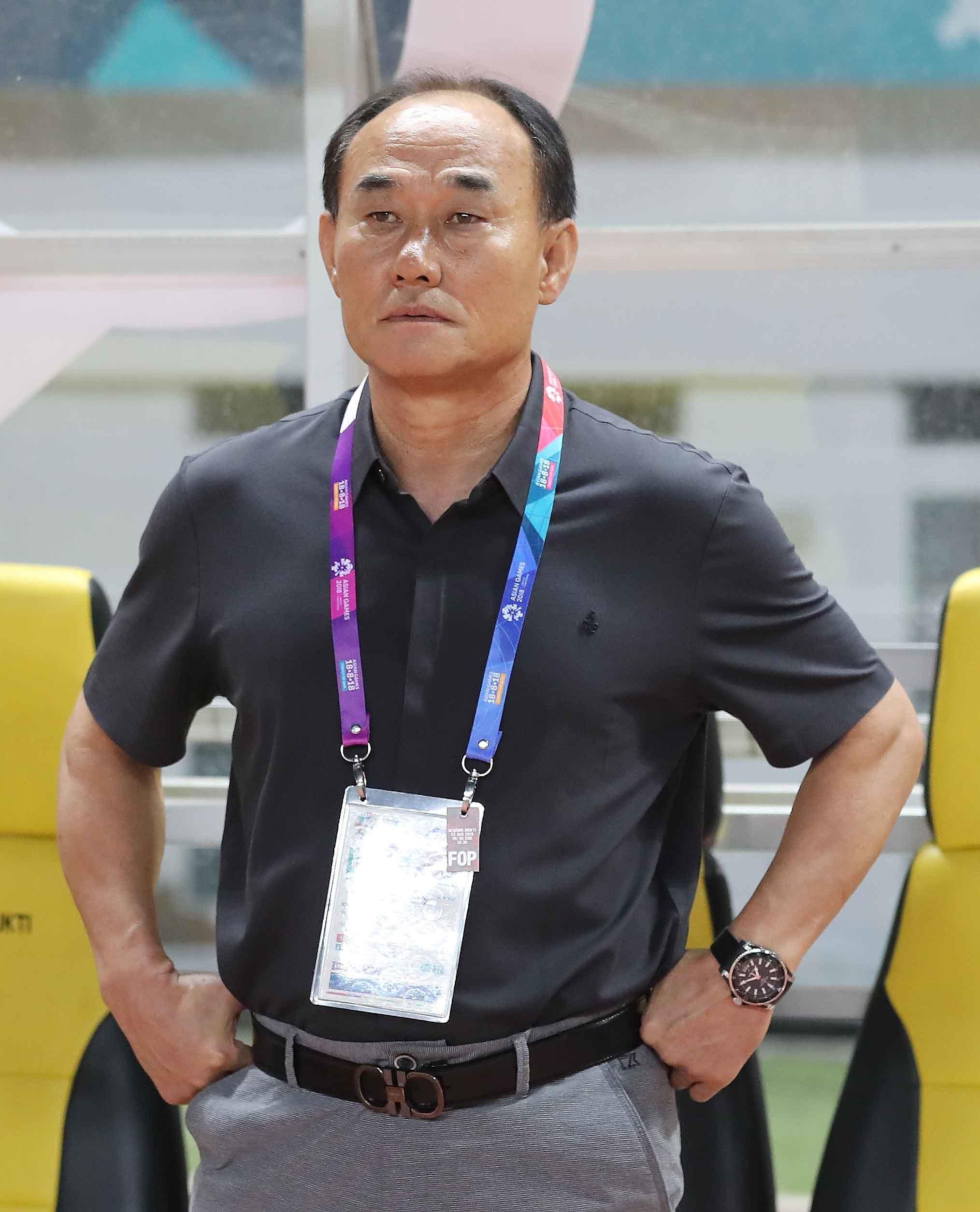 '은행원 과장' 출신 김학범이 국가대표 감독 되기 위해 준비했던 필살기