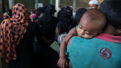 로힝야 난민, 위기의