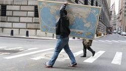 Alle Atlanten und Weltkarten sind falsch. So richtig, richtig