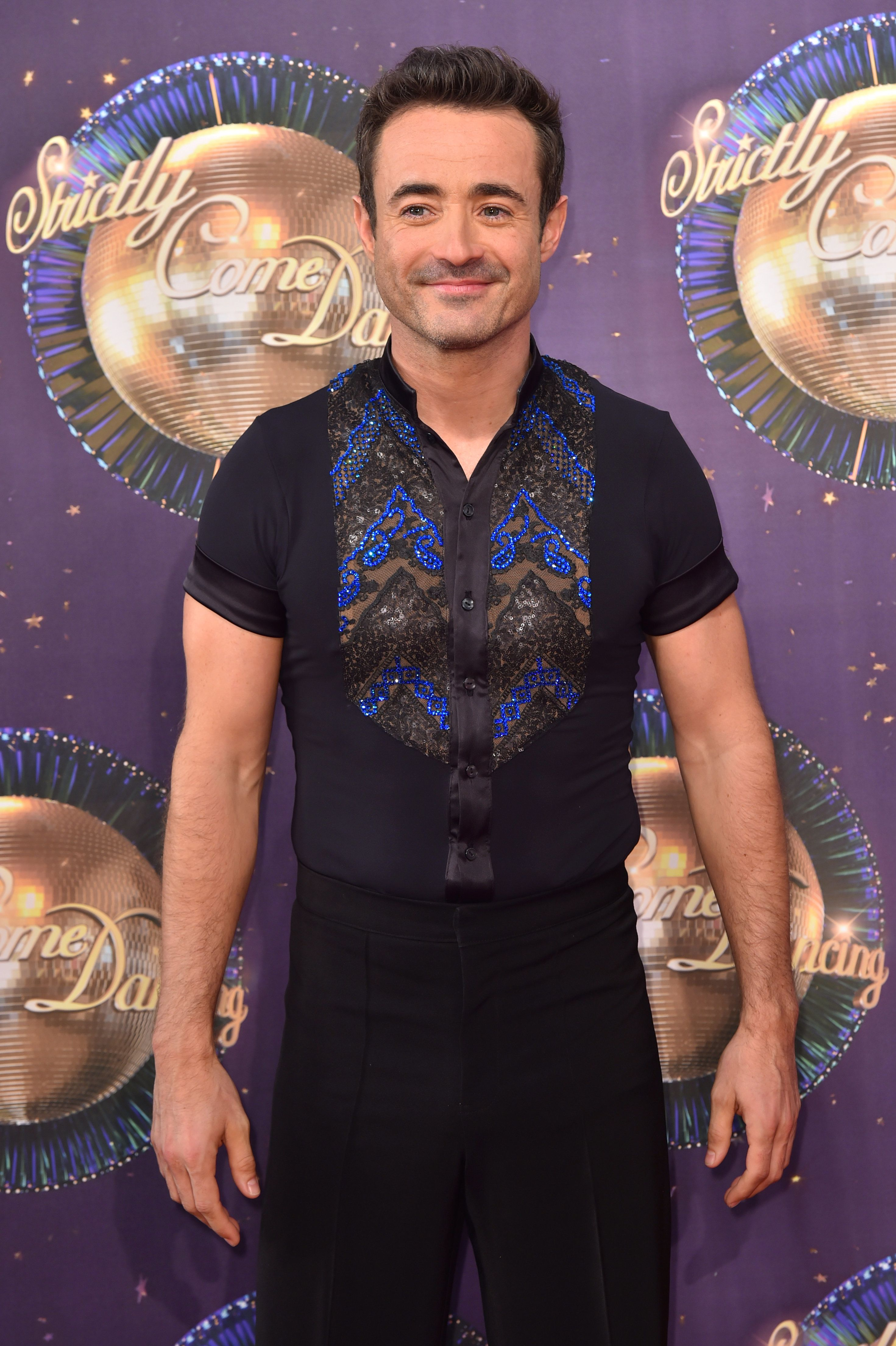 Reigning 'Strictly' Champion Joe McFadden Defends This Year's Line-Up
