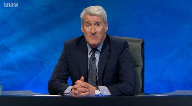 Jeremy Paxman has hosted University Challenge since