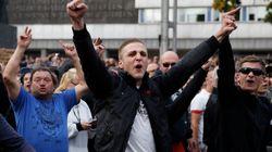 Hitlergruß gezeigt: Polizei Chemnitz ermittelt gegen zehn Menschen