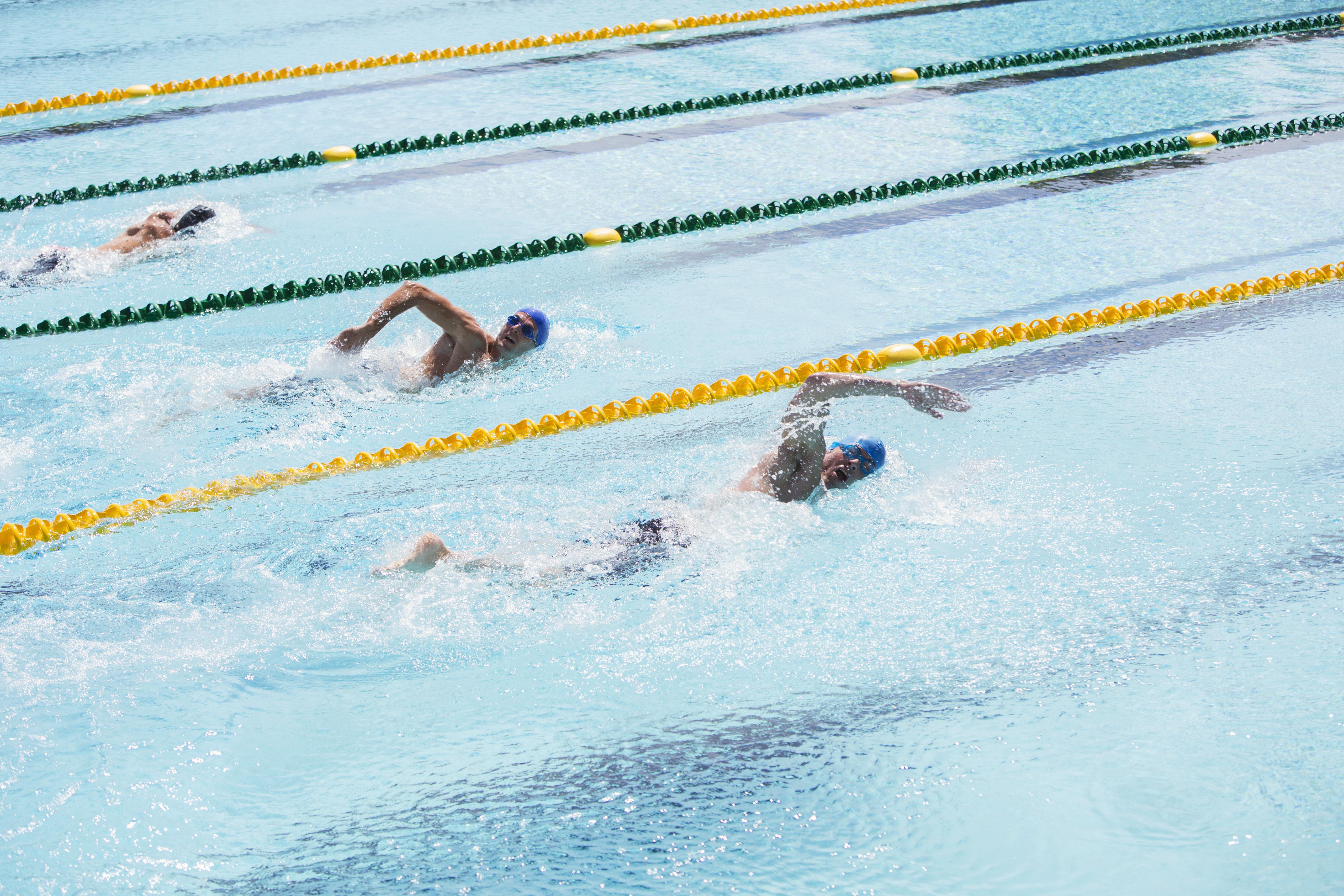 Championnat d'Afrique de natation : plus de 200 athlètes attendus à