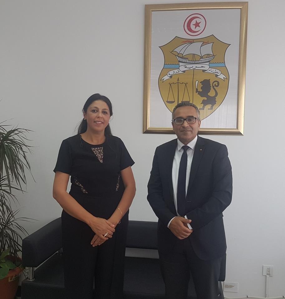 Une tunisienne à la tête d'une organisation qui se bat pour la conservation et la biodiversité animale en