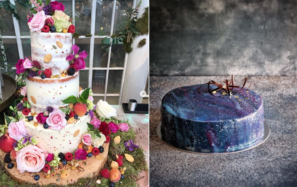 These Show-Stopping Cakes From Past 'Bake Off' Contestants Will Get You Excited For The New