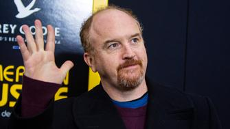 "Cast member Louis C.K. attends the ""American Hustle"" movie premiere in New York December 8, 2013. REUTERS/Eric Thayer (UNITED STATES - Tags: ENTERTAINMENT)"