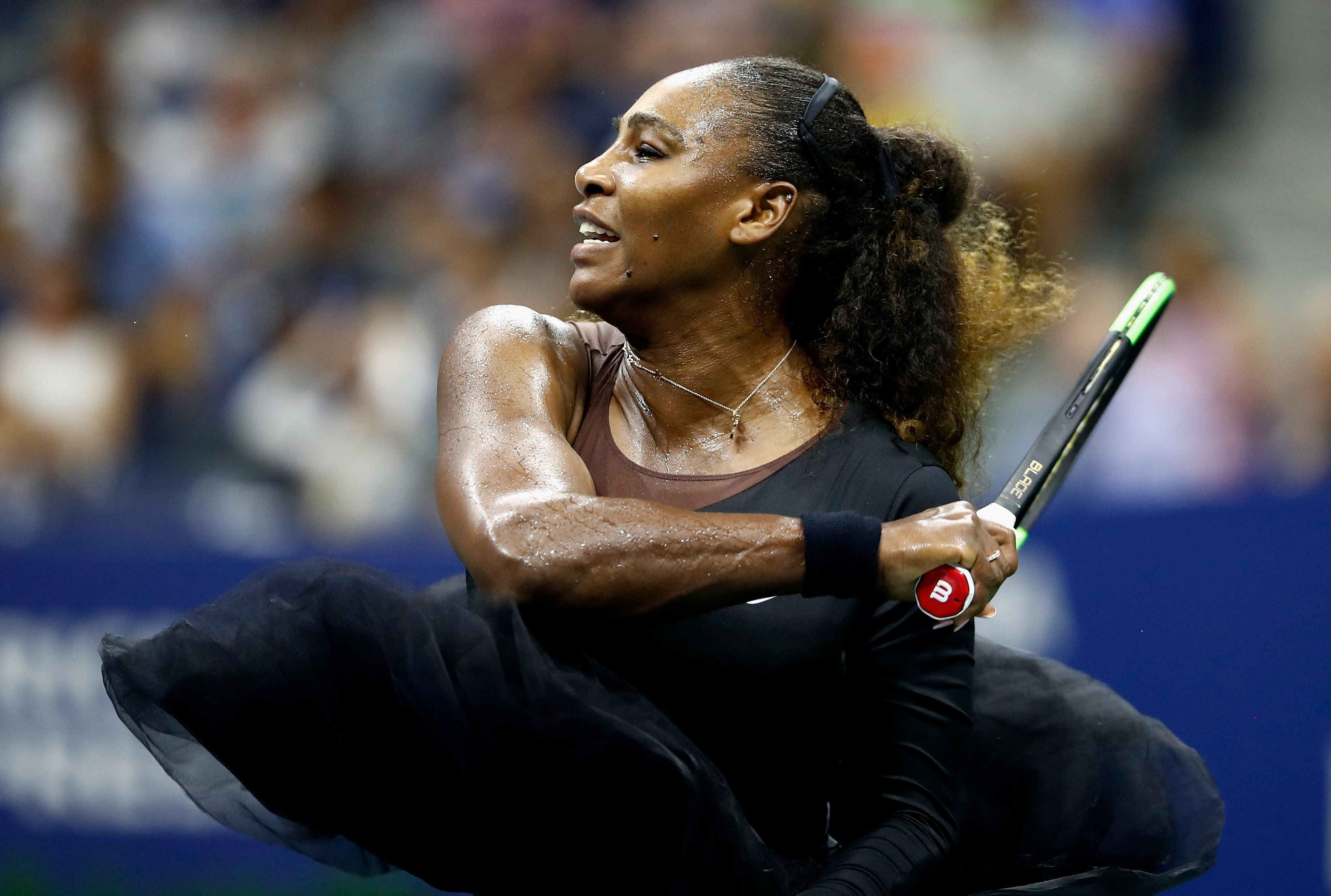 Serena Williams Hits Tennis Court In Tutu Amid Catsuit Ban And People Love