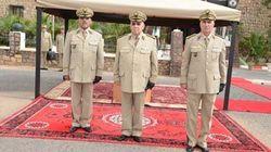 Gaïd Salah installe le nouveau Commandant de la 6e