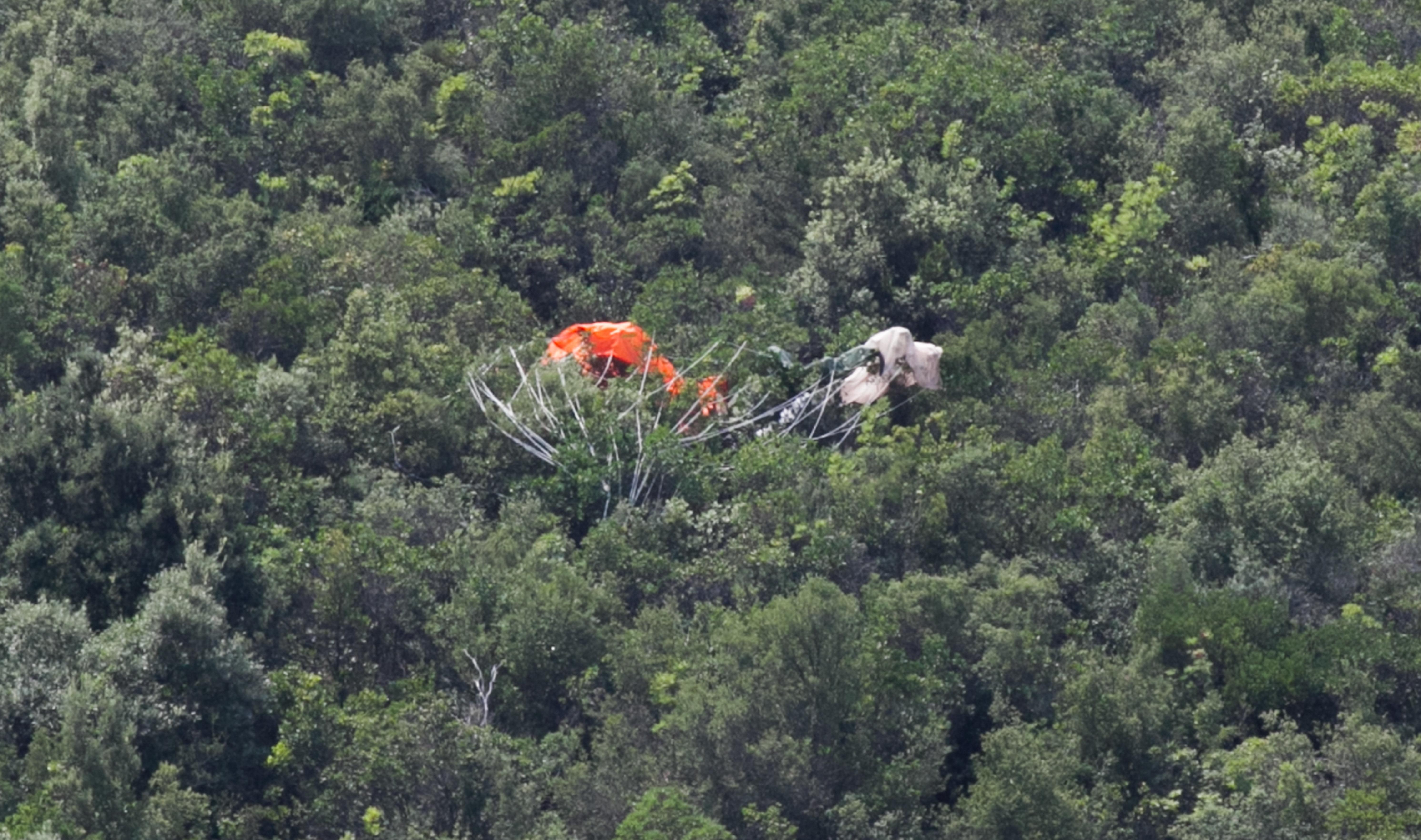 Νεκρός βρέθηκε ο κυβερνήτης του αεροσκάφους της Π.Α. που κατέπεσε στην Λακωνία, σώος ο