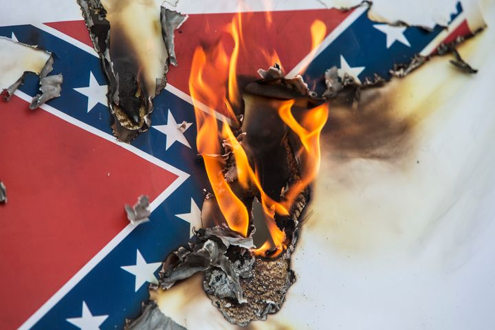 Confederate iconography has proliferated in the North — a development of the last 25 years that accelerated in the 2000