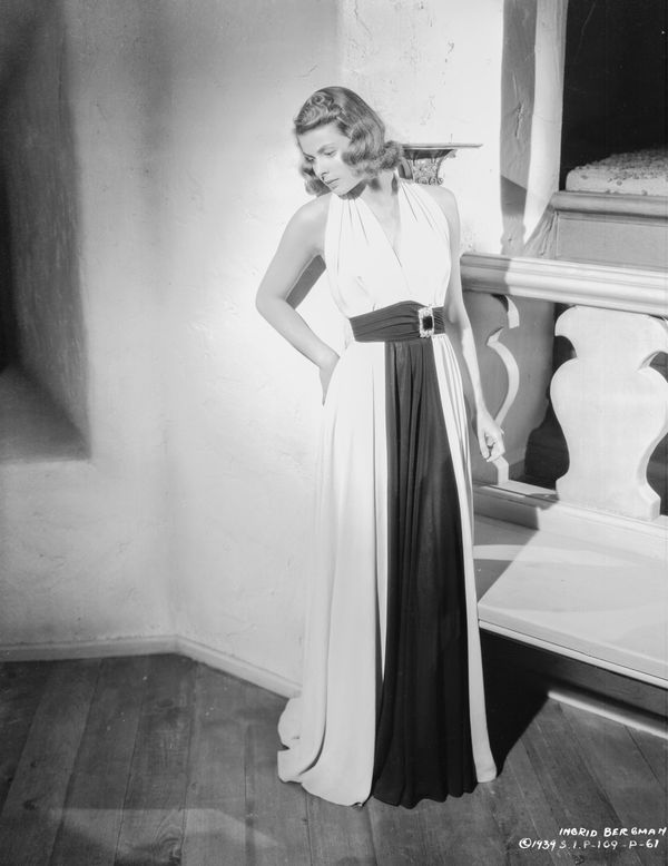 """The icon in a promotional shot from the 1939 remake of """"Intermezzo: A Love Story."""""""