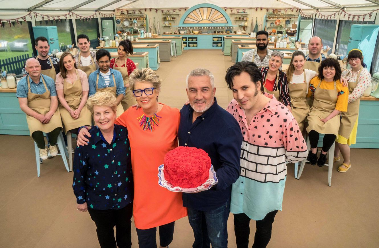 'Bake Off' Returns To Channel 4 With All Of The Charm We've Come To Expect - HuffPost