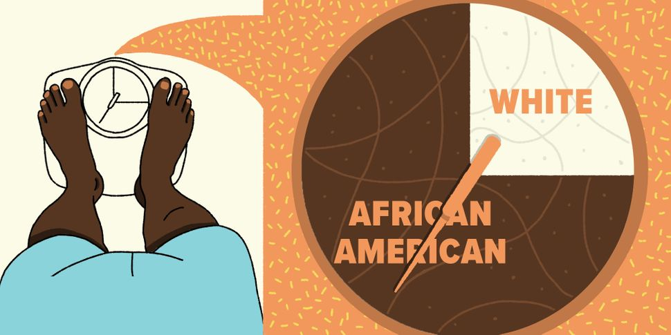 "African-American adults are nearly <a href=""https://stateofobesity.org/disparities/blacks/"">1.5 times as likely to be obese</"