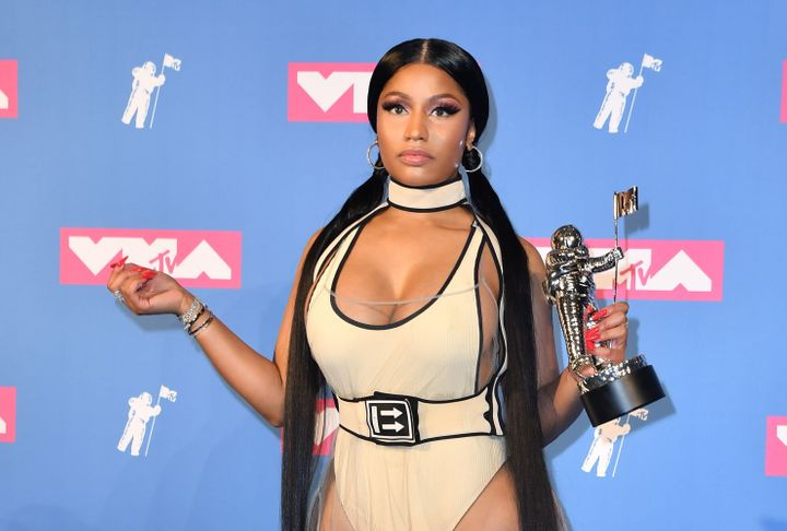 Nicki Minaj is a celebrity who has been in -- and benefitted from -- beefs on social media.