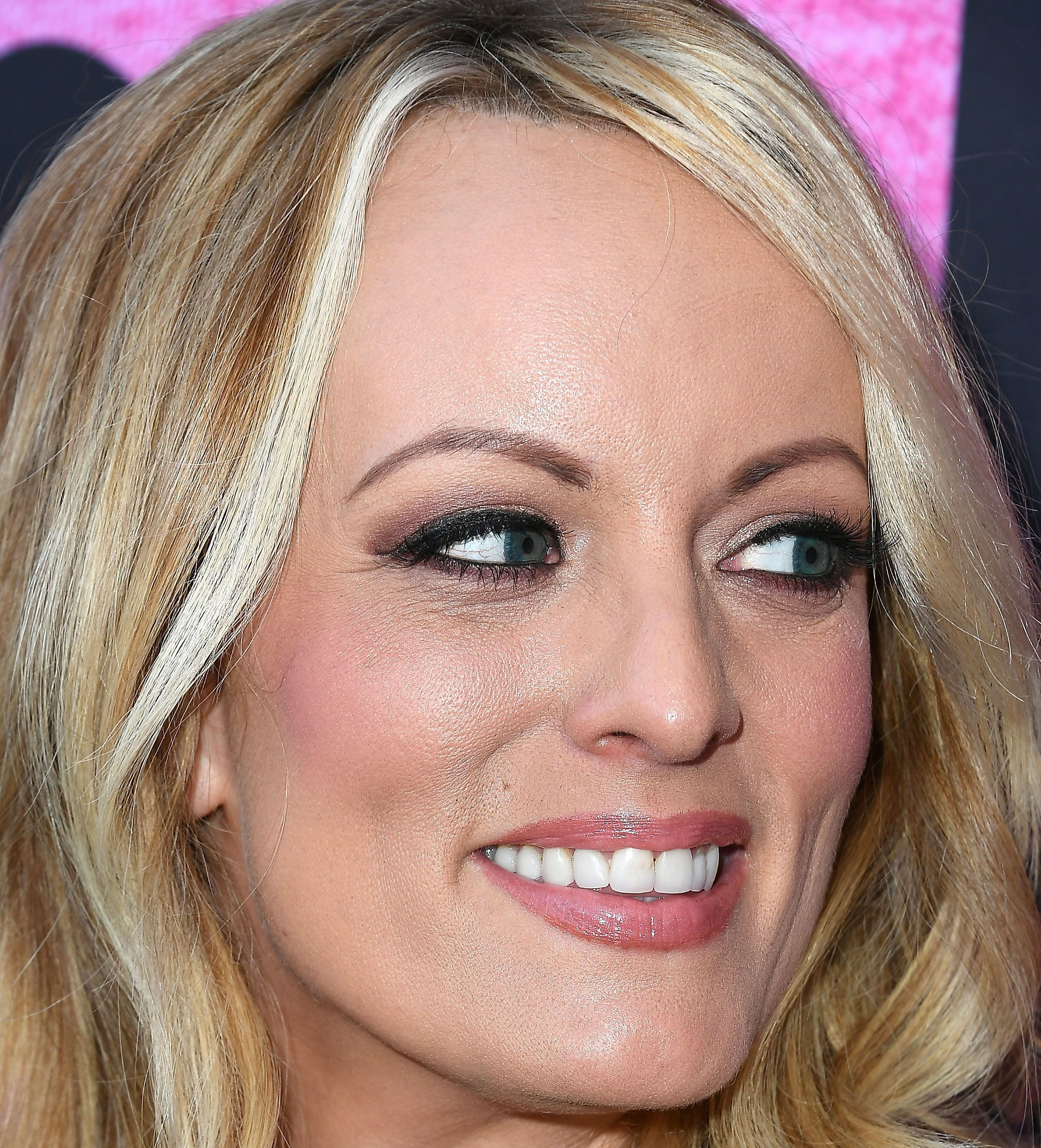 WEST HOLLYWOOD, CA - MAY 23:  Stormy Daniels Fan Meet And Greet at Chi Chi LaRue's on May 23, 2018 in West Hollywood, California.  (Photo by Steve Granitz/WireImage)