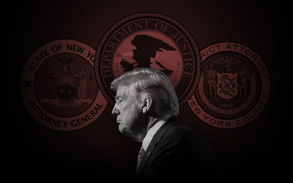 It's Not Just Robert Mueller. President Donald Trump Faces 7 Separate Investigations And