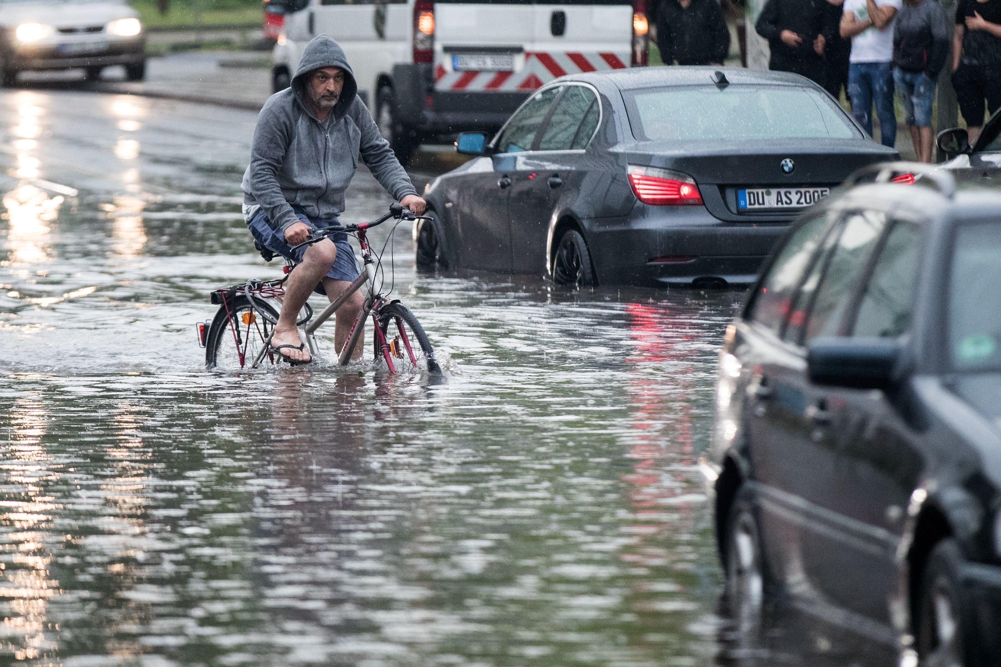 Starkregen kommt: Hier drohen in Deutschland bald Unwetter und