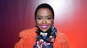 PARIS, FRANCE - MARCH 01: Lauryn Hill attends Kenzo La Collection Momento N°1 event at Kenzo Headquarters on March 1, 2017 in Paris, France. (Photo by Victor Boyko/Getty Images for Kenzo)