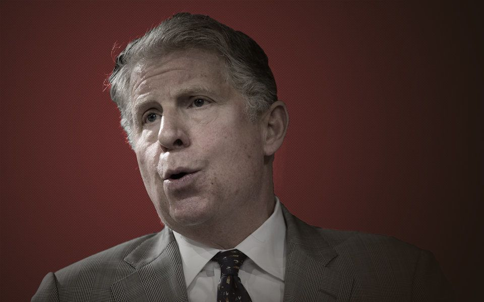 Manhattan District Attorney Cyrus Vance