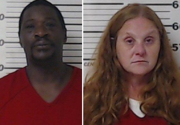 Tommy Anderson left and Leonnia Castillo are accused of habitually abusing a 70-year-old woman