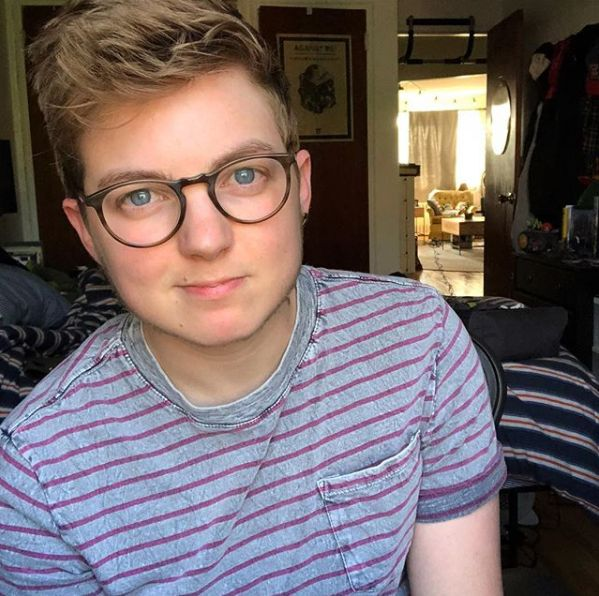 Disclosing that you're trans often results in fetishization from others, said YouTuber Jackson Bird.
