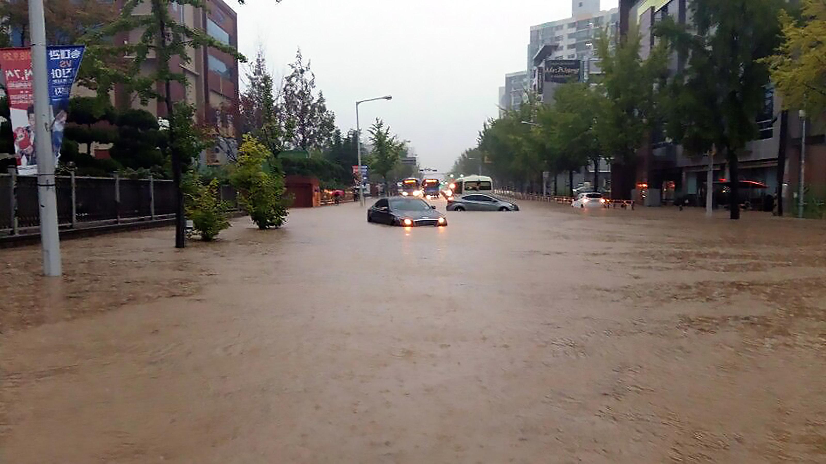 오후부터, 또 서울·경기 지역에 비가 많이