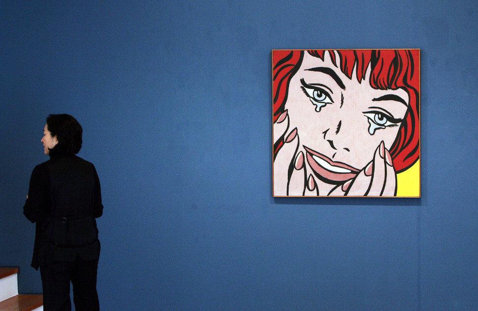 수애 주연 '상류사회'가 강남 빌딩 값 그림 '행복한 눈물'을 소환하는