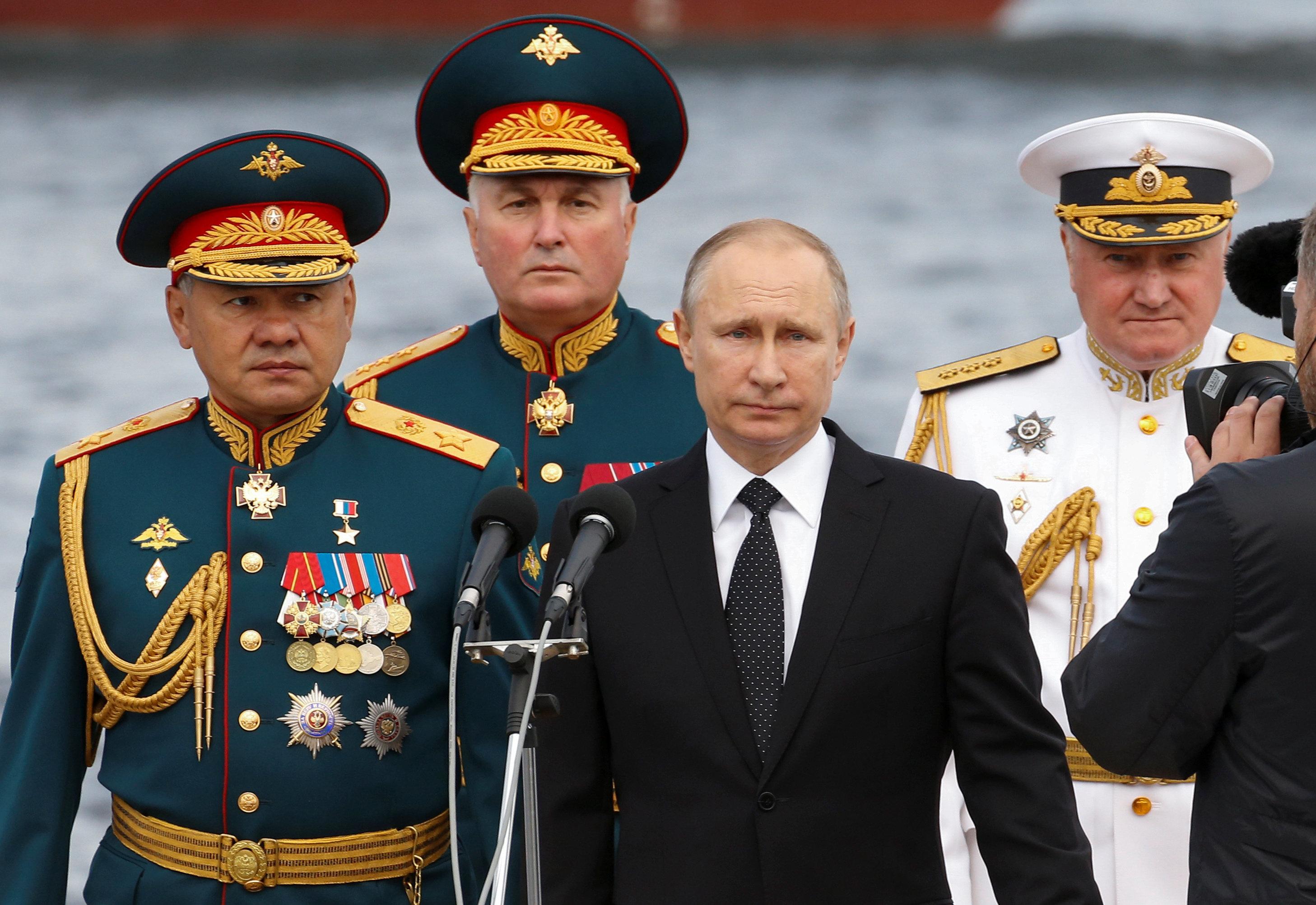 러시아가 냉전 이래 '최대규모' 군사훈련을 실시한다