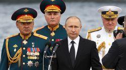 러시아가 냉전 이래 '최대규모' 군사훈련을