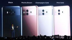 화웨이가 세계 스마트폰 시장 2위를