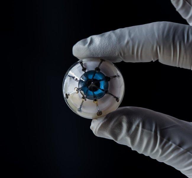 3D 프린터로 '인공 눈'