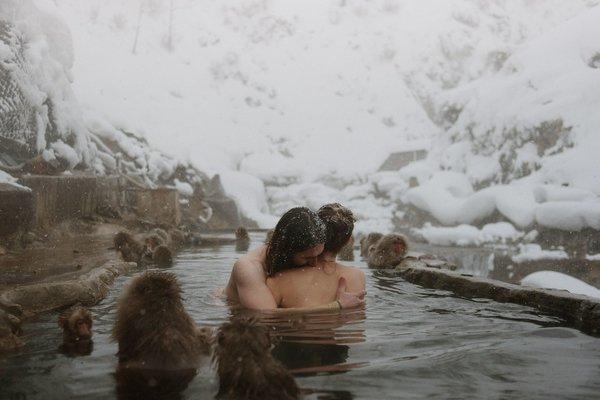 숨이 멎을 정도로 아름다운 신혼 여행지 사진