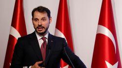 Δεν υπάρχει μεγάλος κίνδυνος για την τουρκική οικονομία, λέει οι ΥΠΟΙΚ, Μπεράτ