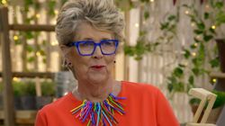 Prue Leith's Calorie Catchphrase Is Not Catching On With 'Bake Off' Fans