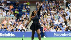 Με φούστα μπαλαρίνας η Σερένα Ουίλιαμς στο US Open