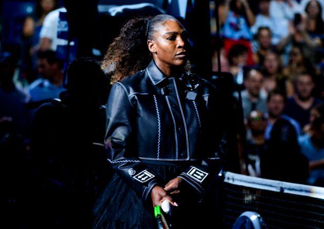 Looks We Love: Serena William's Louis Vuitton Tutu At The U.S
