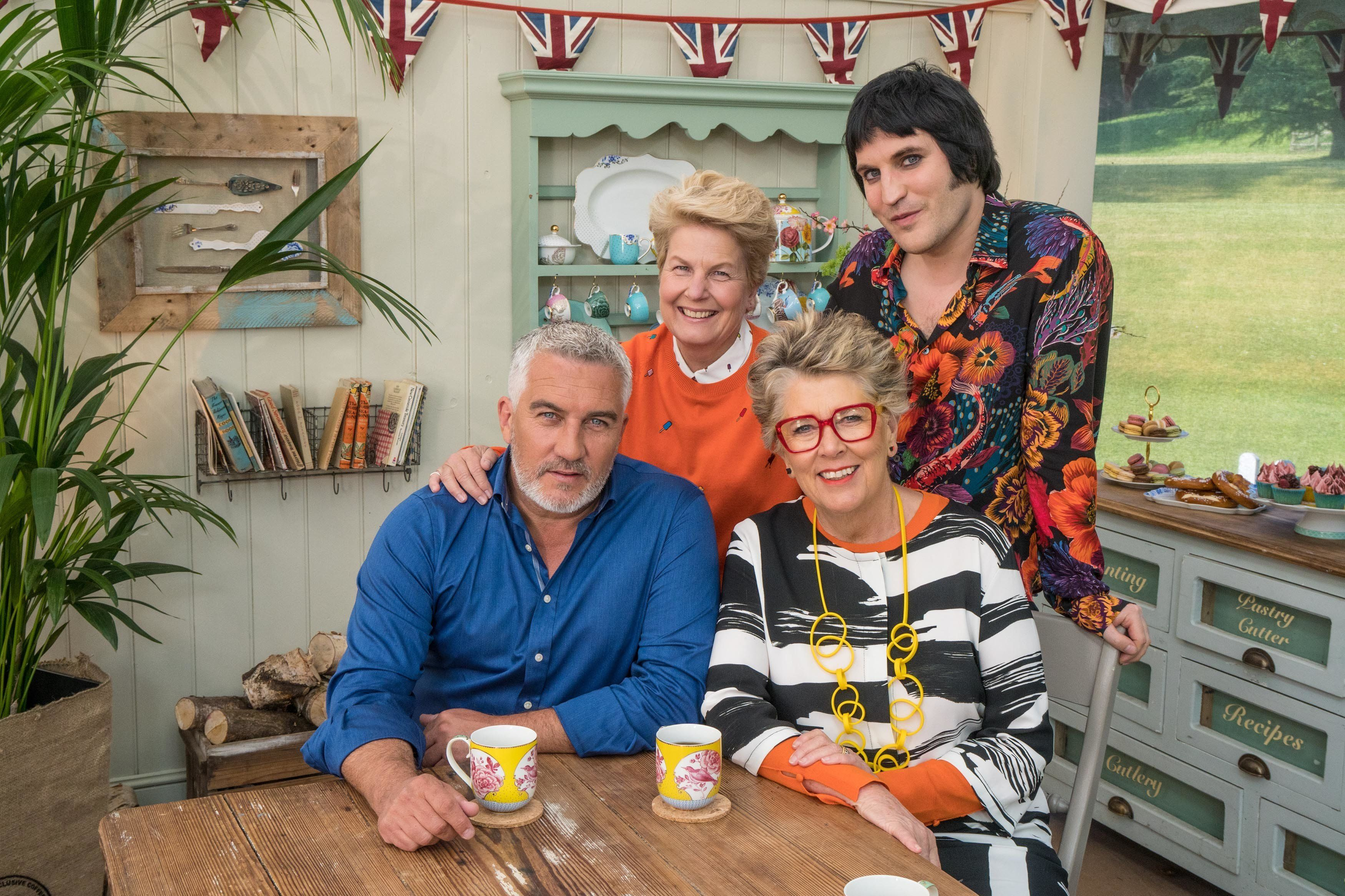 'Bake Off' Is Still A Hit As 7 Million Of Us Tune In For Second Season On Channel 4