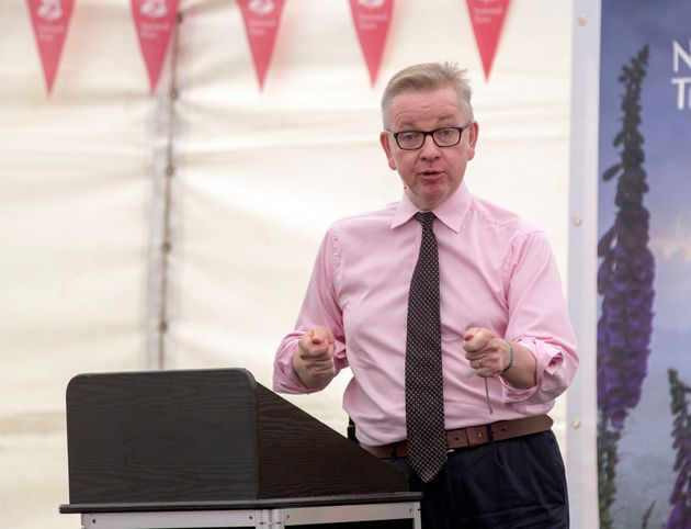 Environment secretary Michael Gove is aware of the