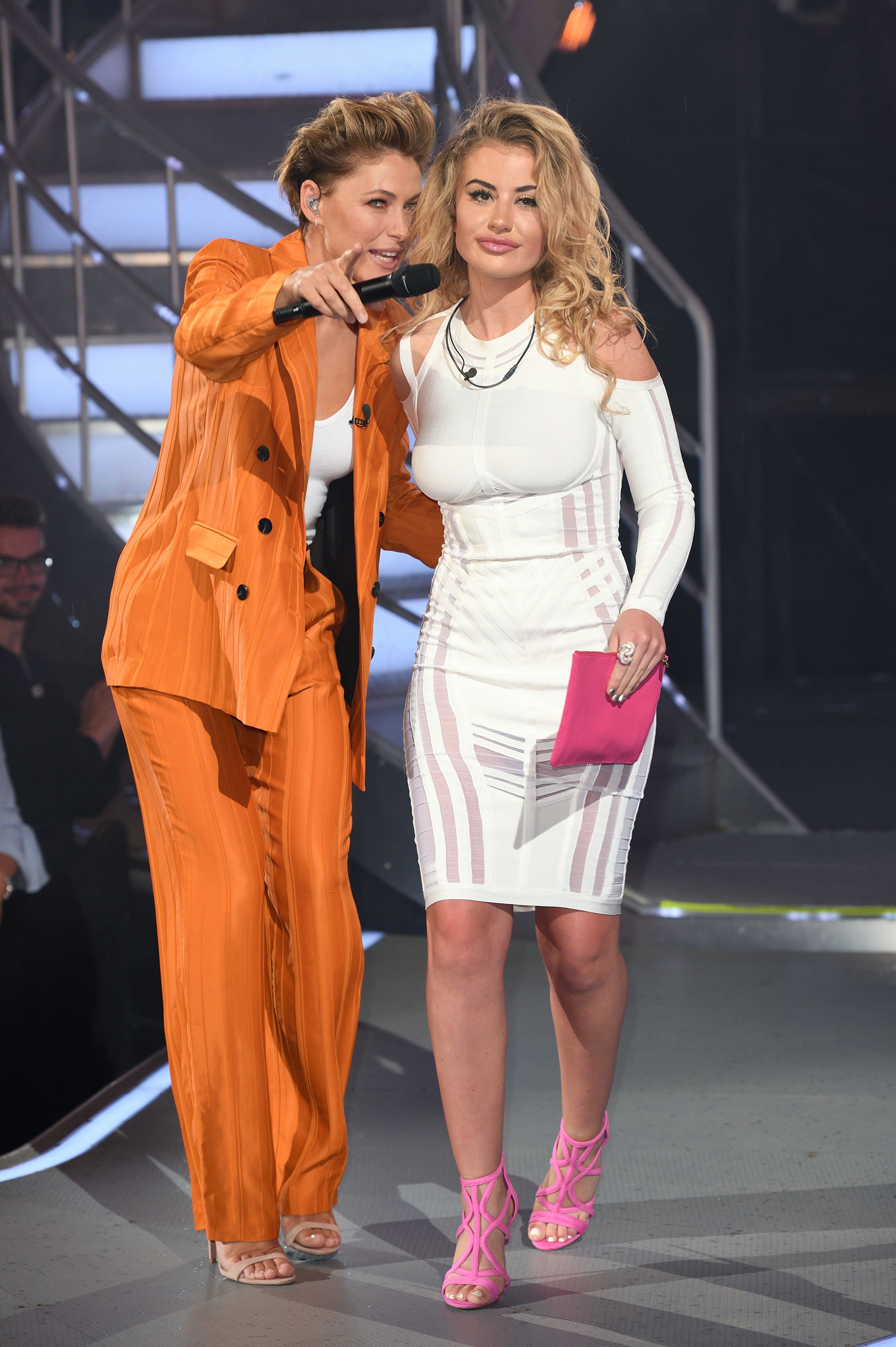 Chloe Ayling 'Disgusted' To Learn About Jermaine Pennant's Marriage As She Exits 'Celebrity Big Brother'