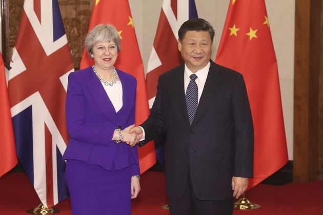 How Brexit Will Leave Britain Powerless Against China's Global Land