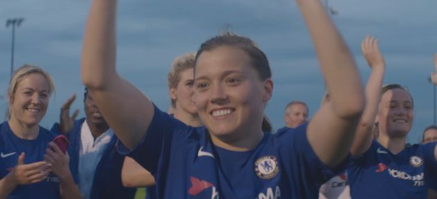England Footballer Fran Kirby Urges People To Talk Openly About Their Mental Health In New