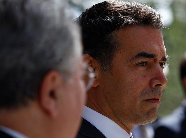 Ντιμιτρόφ: Είμαστε Μακεδόνες, μιλάμε τη μακεδονική