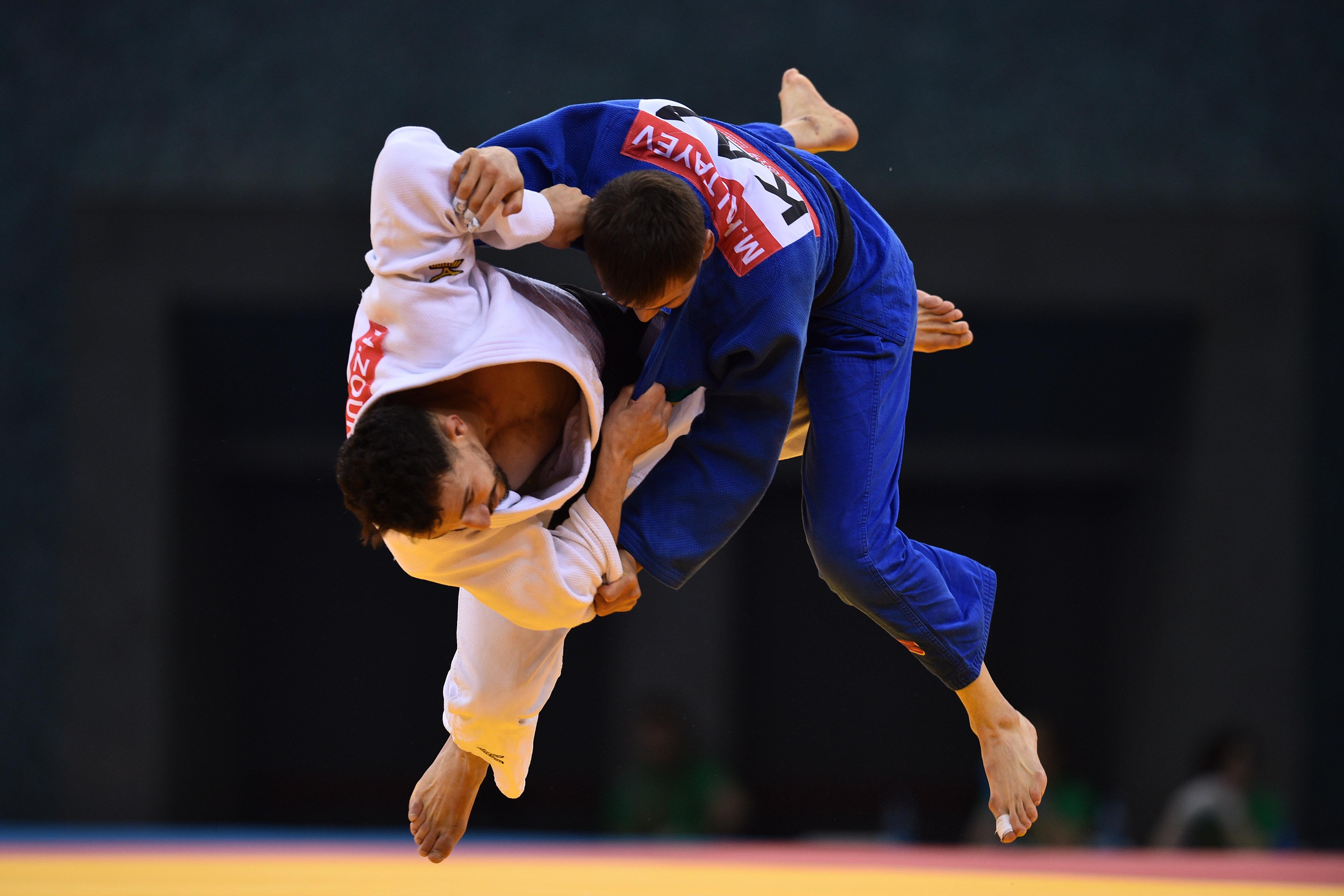 Coupe du monde de judo : l'Algérie absente pour des considérations