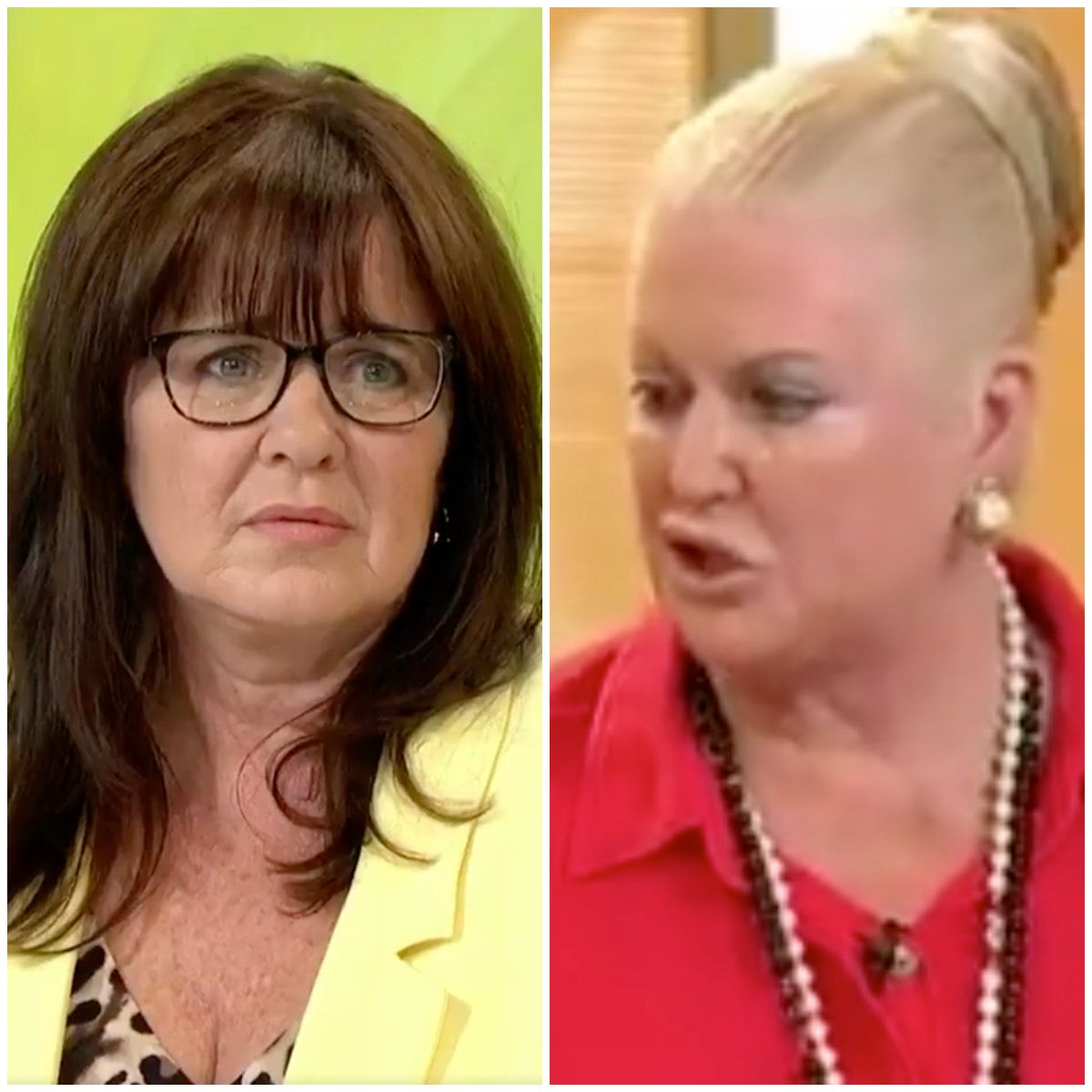 'Loose Women' Viewers Accuse Show Of Trying To Score Ratings With 'Uncomfortable' Kim Woodburn Interview